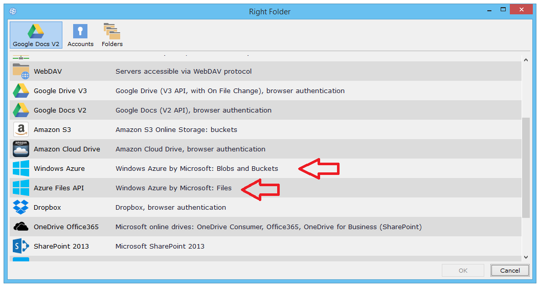 Windows Azure – GoodSync