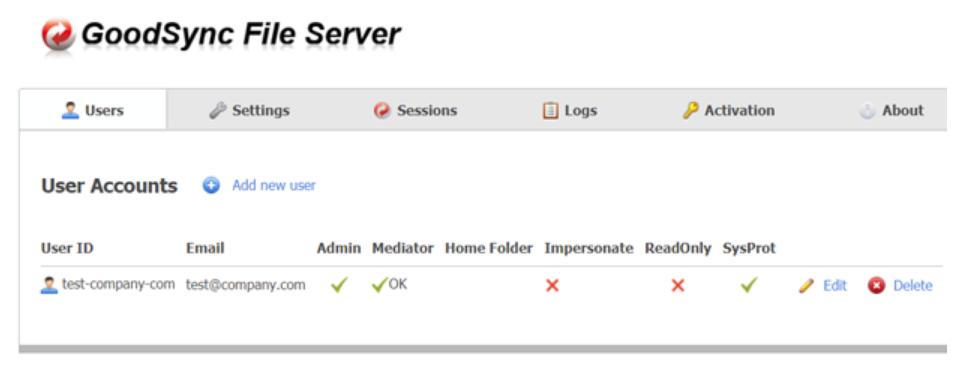 Server Advanced Options (demystified) – GoodSync