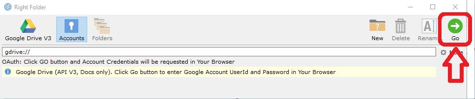 Google Drive – GoodSync