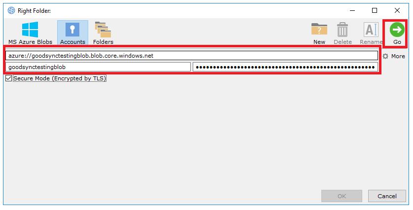 Windows Azure – GoodSync